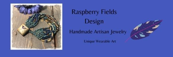 Raspberry Fields Design Banner